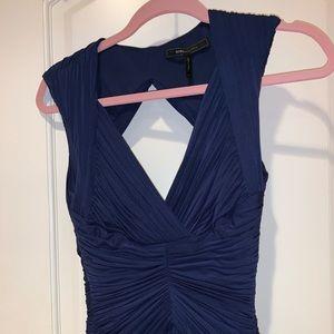 Midnight Blue BCBG Gown dress